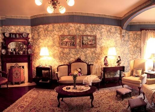 Bechtel Victorian Mansion Bed Breakfast Inn