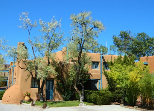 Pueblo Bonito b&b- the ultimate experience in historic Santa Fe lodging!