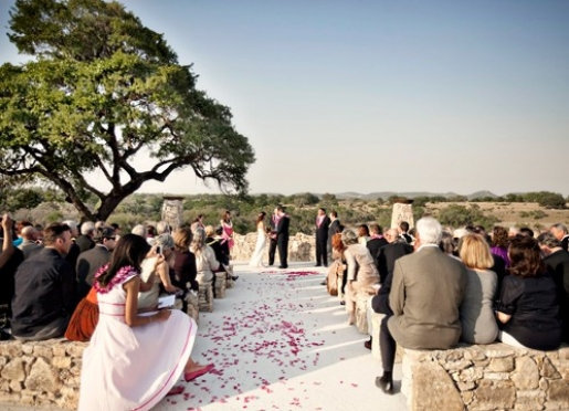 The Paniolo Ranch is an unforgettable Texas Hill Country destination wedding venue
