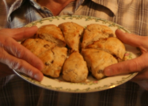 Coffeehouse Scones