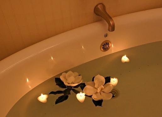 Relax in the Bain Ultra Air Bath