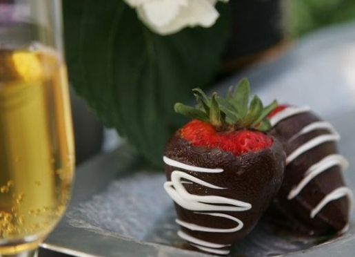 Chocolate Covered Strawberries are Available