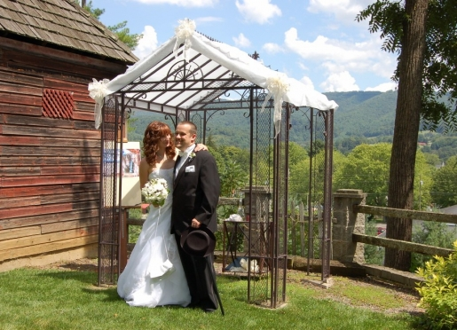 Your mountain elopement can be as simple or fancy as the two of you would like.