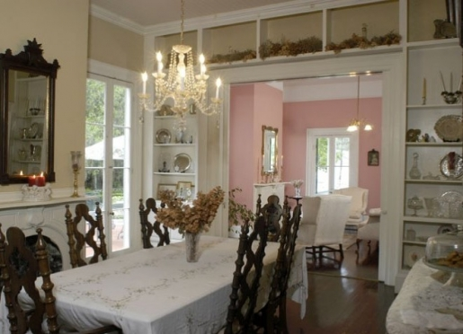 Our Breakfast Dining Room and Ladies Parlor