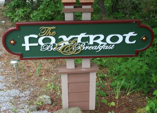 Foxtrot Bed And Breakfast Gatlinburg Tennessee East