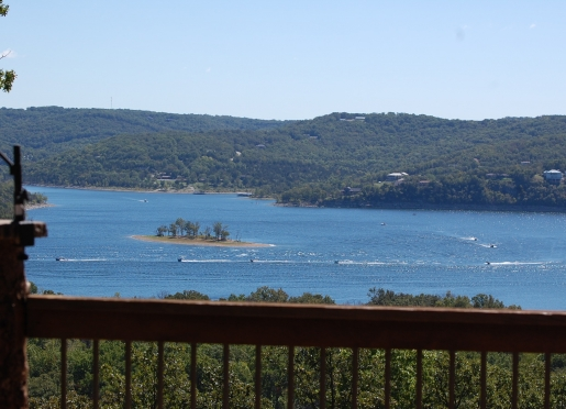 Table Rock Lake from White River Lodge