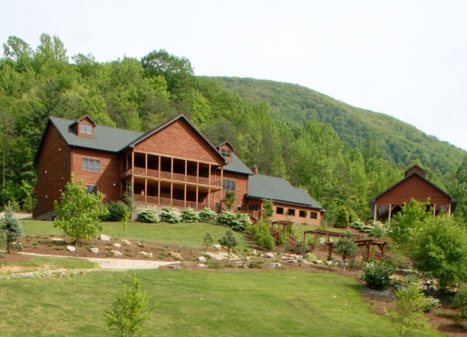 House mountain inn lexington virginia shenandoah for Cabin cabin vicino a lexington va