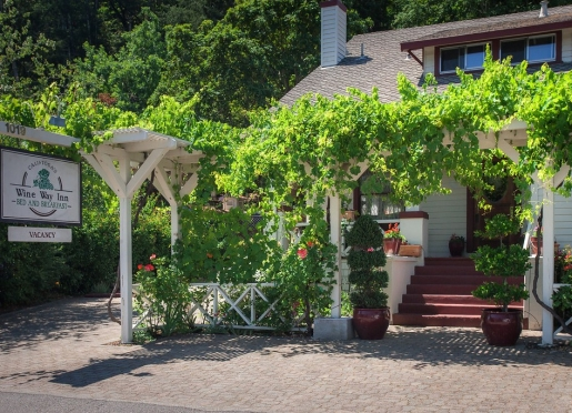 Welcome to the Calistoga Wine Way Inn!