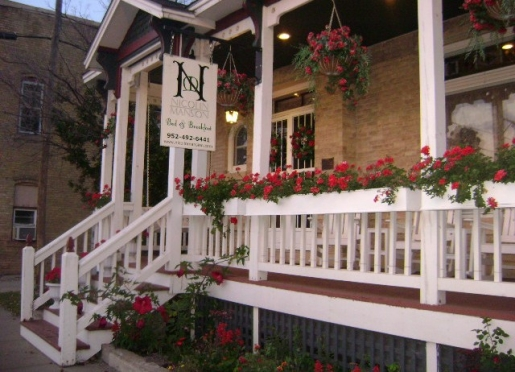Nicolin Mansion in Beautiful Historic Downtown Jordan
