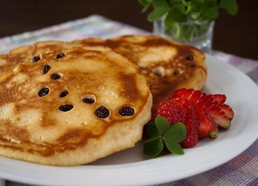 Enjoy a gourmet breakfast.