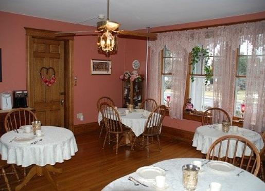 Keystone Inn Bed And Breakfast Gettysburg Pa