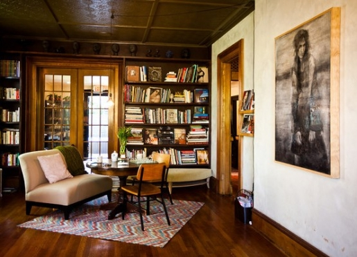Amenity highlights include a fine art library, sculptures and vintage games and furnishings.