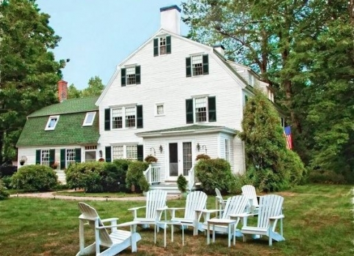 Special deals and packages at waldo emerson inn bed and for Maine home building packages