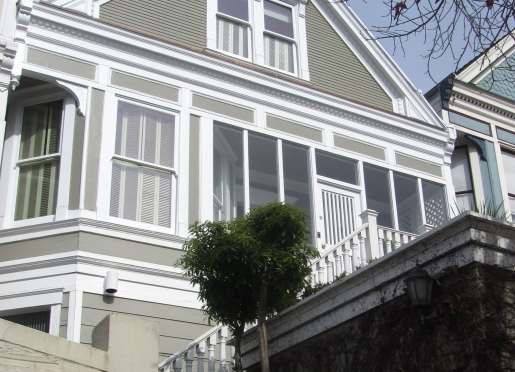 Dolores Place is located on the iconic street in the heart of Noe Valley