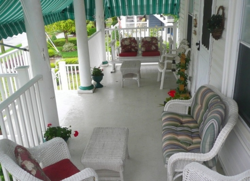 Relaxing Porch