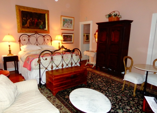 1871 house (new york city accommodations in the style of a b&b
