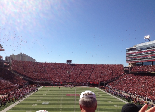 UNL Husker Football Weekends with TICKETS!!