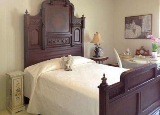 We have three lovely guest rooms available.
