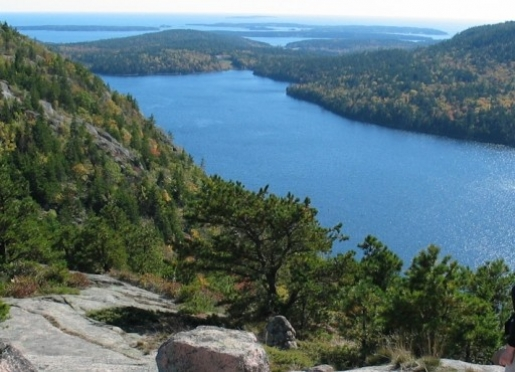 Visit Acadia National Park or one of the many hiking trails around the Blue Hill Peninsula