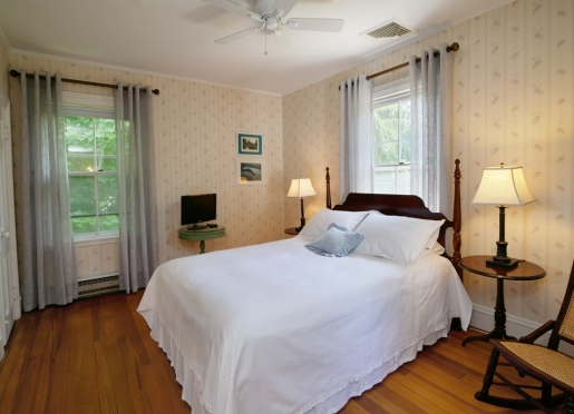 Addison Room.  An upstairs room with queen bed and private bath with shower.