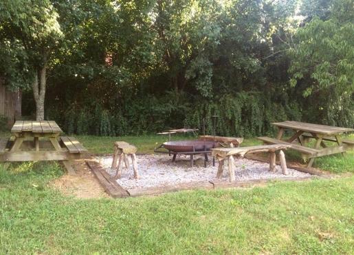 Lairdland Farm Log Cabin Bed Breakfast