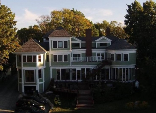 Welcome to the Saltair Inn Waterfront Bed and Breakfast!