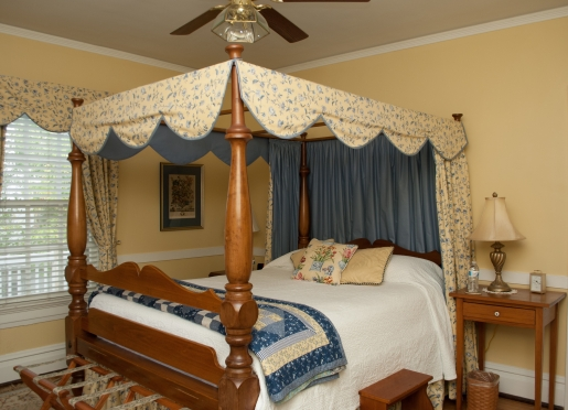 colonial capital bed & breakfast | williamsburg, virginia