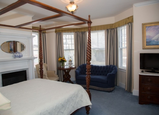 Blue Bay Room