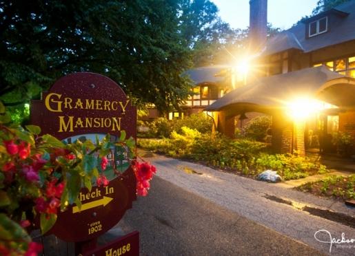 Welcome to Gramercy Mansion, Baltimore, Maryland's hidden gem!