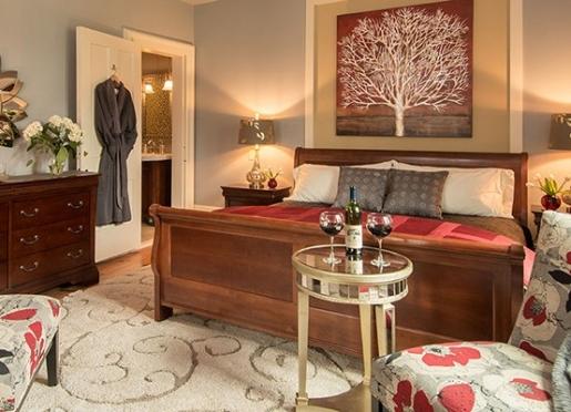 The Bordeaux Suite