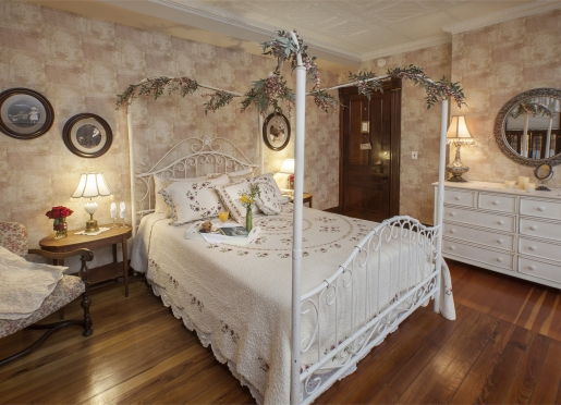 Church Steeple Suite Bedroom