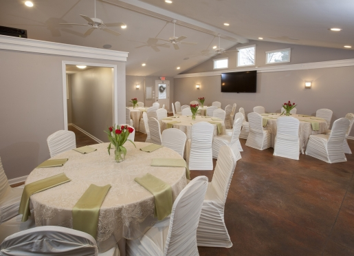 We have Meeting and Event Space--Rehearsal Dinners, Showers, Parties