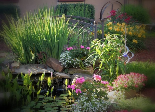 Gardens---a great place to relax