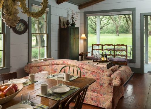 Charming, turn of the century Lehmann House at Blisswood Bed & Breakfast