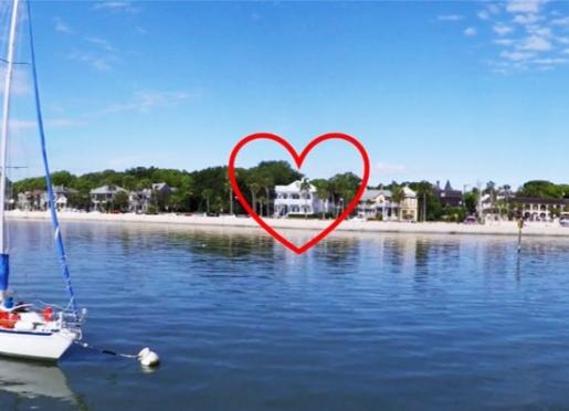 Celebrate love on St Augustine's bayfront!