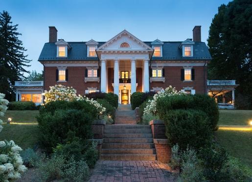 The Mercersburg Inn -  an extraordinary bed & breakfast in Mercersburg, Pennsylvania