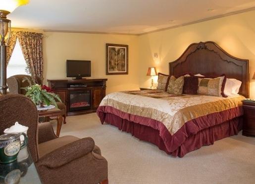 Marsh King Suite