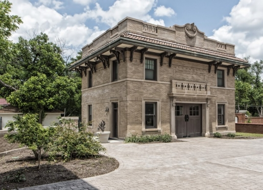 The Carriage House Bed And Breakfast Waco Texas