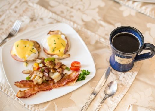 Breakfast is served!