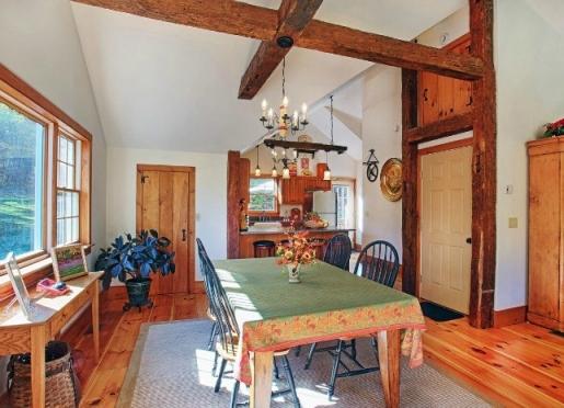 Loft Apartment Suite Dining Room