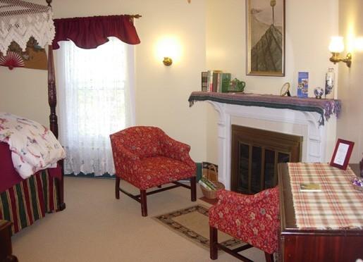 St. Sauveur Mountain Room