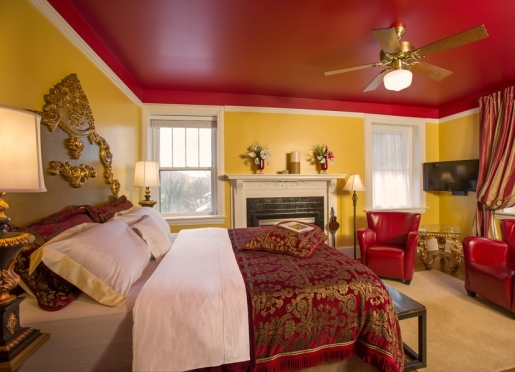 Sweet Biscuit Inn Room #6