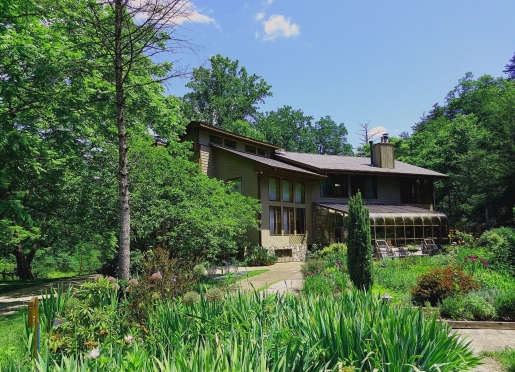 Use the Inn on Mill Creek as your home base for exploring the Asheville area