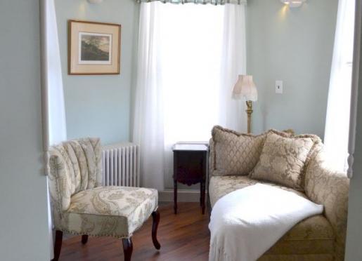 Sadie Room sitting area
