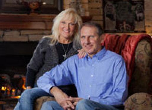 Meet your Host Dana & Retha Strickland