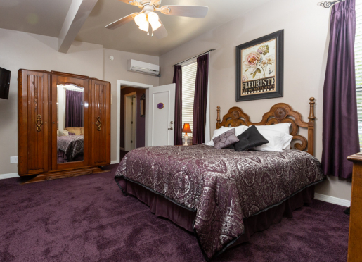 GARDEN ROOM - Beautiful and comfortable, located on the 1st floor featuring an over-sized shower.