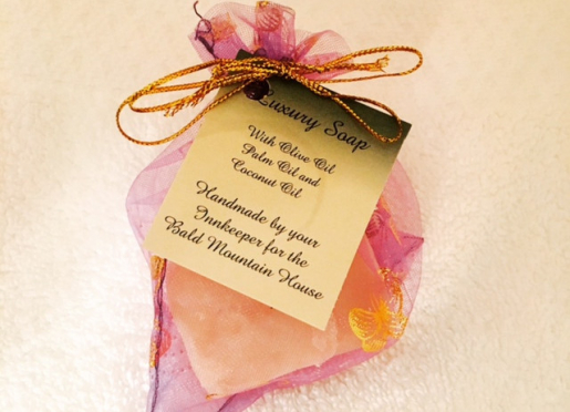 Luxury Soap Handmade By Your Innkeeper
