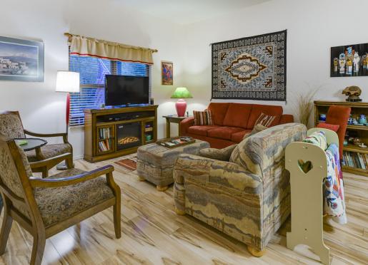 Living Room - Inn at Civano