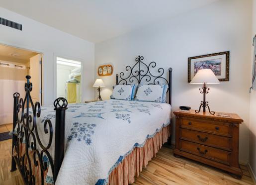 Southwest Casita Bedroom - Inn at Civano