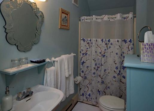 Robin's Nest Bath - Walk-in Shower